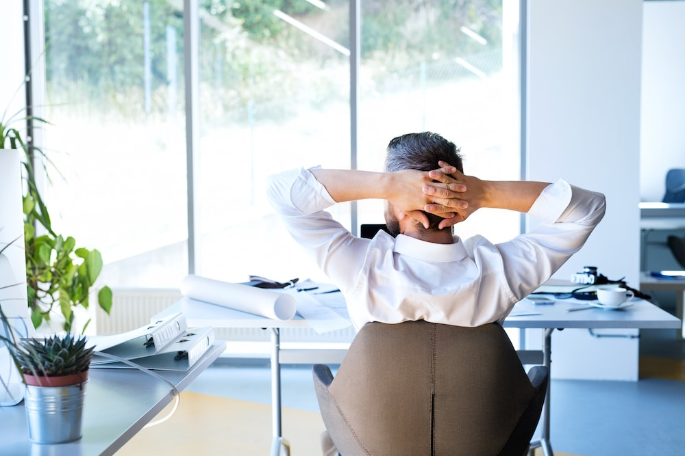 Have a Desk Job? How to Combat Sitting Disease